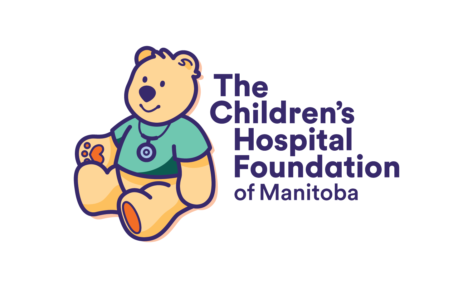 The Children's Hospital Foundation of Manitoba Logo