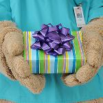 Click here for more information about A holiday gift for a child in the hospital